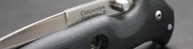 Cold Steel Counter point 2